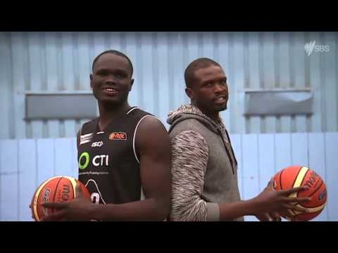 NBA all-star shows South Sudanese Australians the path to success