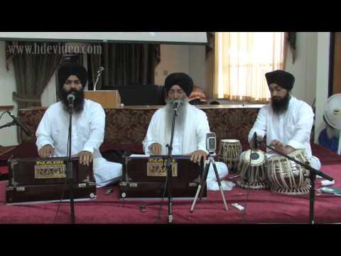 Ram Ras Piya Re - Bhai Harjinder Singh Sri Nagar Wale - Fremont Gurdwara