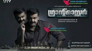 Female Unnikrishnan - GRANDMASTER malayalam movie THEME MUSIC - mohanlal
