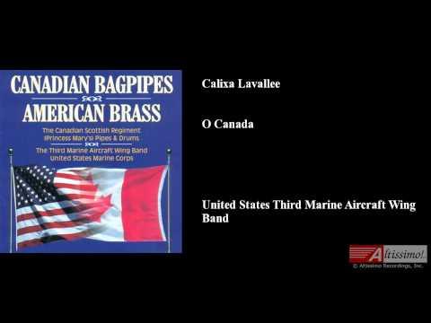 Calixa Lavallee - O Canada