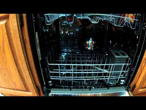 KitchenAid Stainless Steel Dishwasher 46 Decibel Stainless Steel 2015  Model #: KDTE104ESS