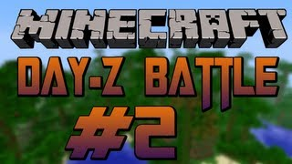 Let's Battle S1 Minecraft Day-Z Mod #2 [German/HD] - Höhlenabenteuer ^_^