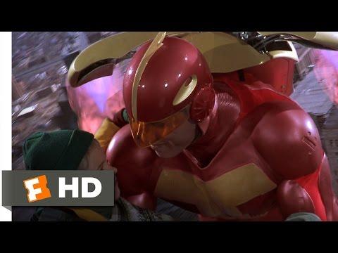 Jingle All The Way (5/5) Movie CLIP - Howard Saves Jamie (1996) HD