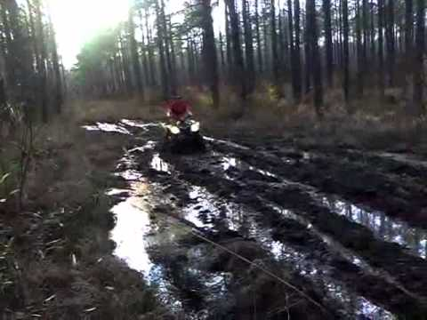 Battleboro Boyz Mini Ride 250!! Mud Diggers(colt Ford) video