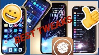 TOP 17 BEST CYDIA TWEAKS FOR iOS 11 - iOS 12.1.2!!!