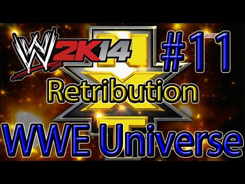 WWE 2K14 - Universe Mode: Thursday Night NXT - Episodio 11 (NXT Retribution)