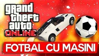 Fotbal cu Masini in GTA Online! (LIVE)