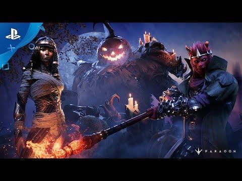 Paragon - Shadow's Eve Descends on Agora   PS4