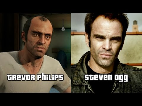 Grand Theft Auto V (GTA 5) – Characters and Voice Actors