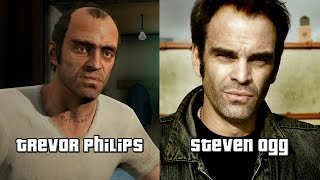 Grand Theft Auto V (GTA 5) - Characters and Voice Actors