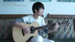 (G-Dragon) 삐딱하게 - Sungha Jung