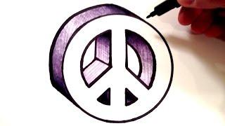 Peace Sign Emoji 3GP Mp4 HD Video Download