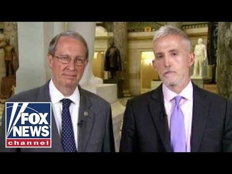 Reps. Gowdy, Goodlatte on Strzok's anti-Trump bias