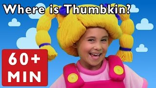 download lagu Where Is Thumbkin? And More  Nursery Rhymes From gratis