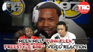 Meek Mill 34 Funk Flex Freestyle 118 34 Audio Reaction