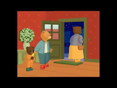 Petit Ours Brun - Petit Ours Brun Et La Baby-sitter video