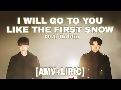 [AMV+Lirik] - I WILL GO TO YOU LIKE THE FIRST SNOW  (Indonesia Cover Song By Claudia Antonius)