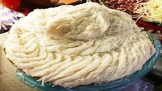 Amazing Phsar Kach Chrung Market Street Food, Market Tour In Ta Khmao