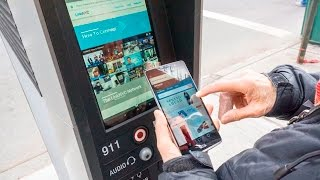 NYC Ending Free WiFi Kiosks After Tidal Wave Of Porn