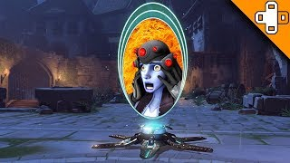 Enter The HELLEPORTER! Overwatch Funny & Epic Moments 723