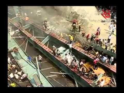 Vivekanada Fly Over Posta 24 Ghanta