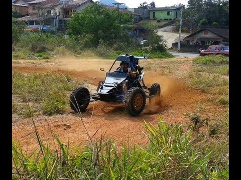 Kart Cross Piranha 600cc - First day test !!!