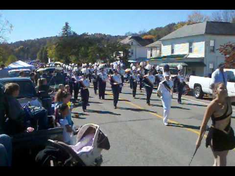 Nicholas County High School Marching Band