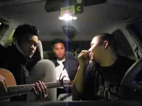 Gabe/Leejay/Passion - Car Rehearsal (Part 2)