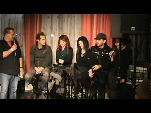 Skillet Interview at CRN [2011] (Deutschübersetzt)