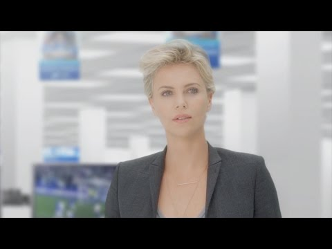 Charlize Theron | Electronic City Commercial! - (August 5, 2014)