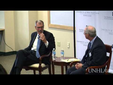 Conversation with Solicitor General Verrilli