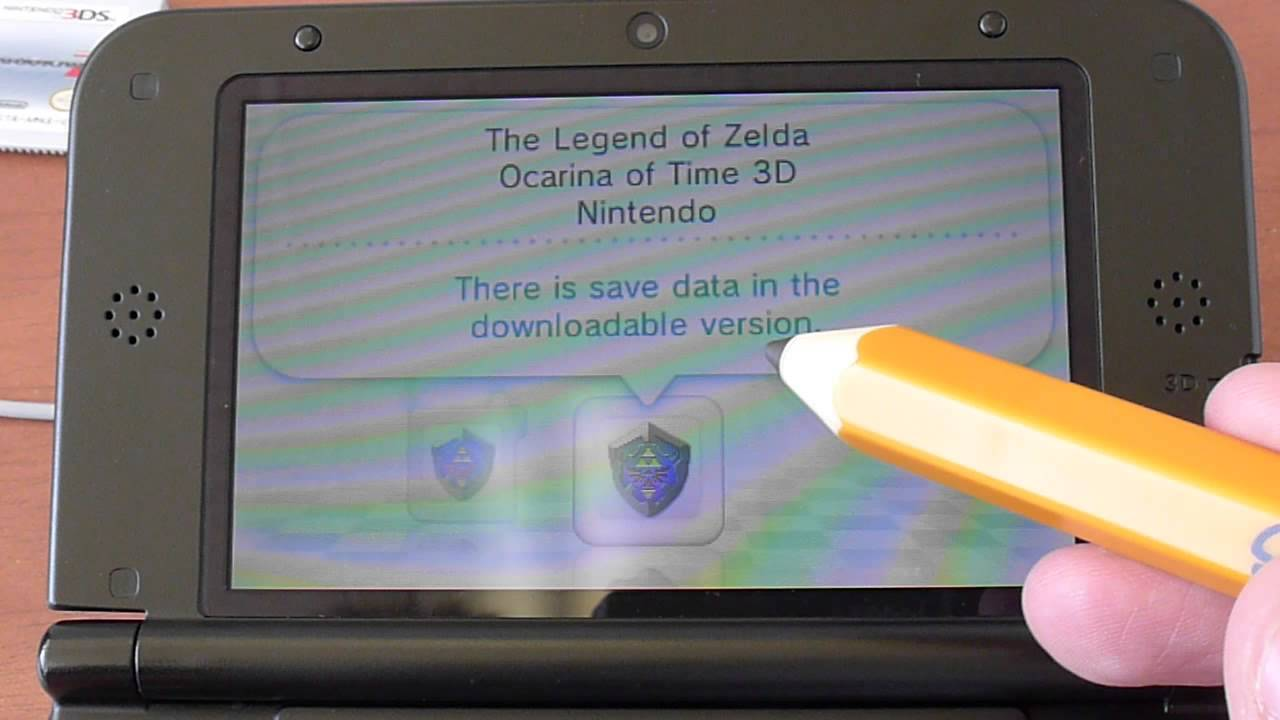how to find 3ds saves
