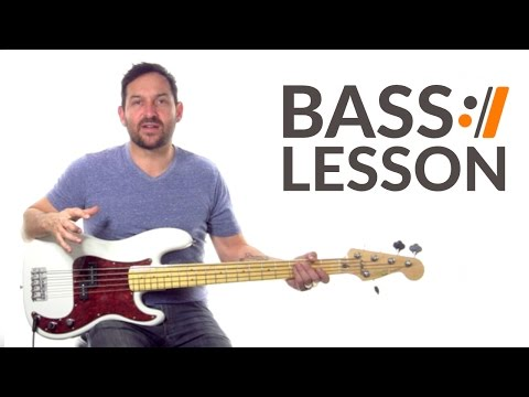 One Thing Remains - Bethel Live // Bass Tutorial
