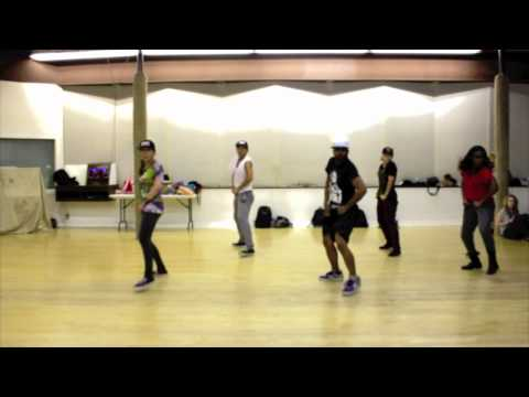 Tyga- Make It Nasty Official Choreography By: Hollywood video