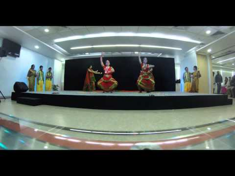 Taal- Group Dance - Jai Dev Jai Dev video
