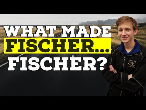What Made Bobby Fischer...Bobby Fischer? | Road to 2000 - NM Caleb Denby