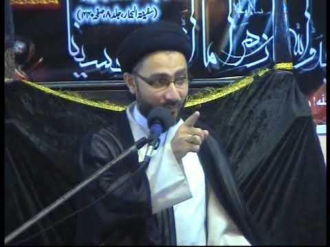 Majlis-e-Aza Topic Bibi Fatima (s.a) by Allama Shahenshah Hussain Naqvi