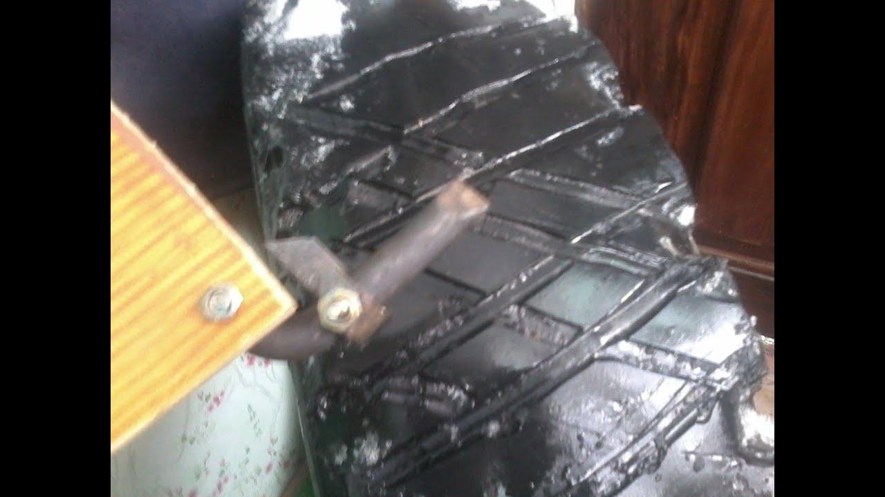 Резак для нарезки протектора шин