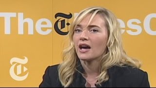 TimesTalks: Kate Winslet: Becoming an Actor   The New York Times