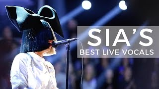 Download Lagu Sia's Best Live Vocals Gratis STAFABAND