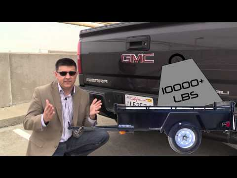 2014 GMC Sierra Denali Pickup Truck Review and Road Test
