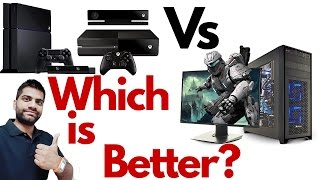 Gaming PC Vs Gaming Consoles | Which one is for you?
