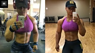 Toni: Exercises That Will Get You Ripped Like Wonder Woman | Bodybuilding Motivation