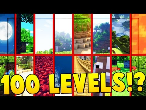 10 Minutes and 100 Levels!?