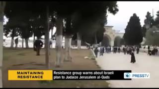 Israel Plans to Destroy Al-Aqsa Mosque