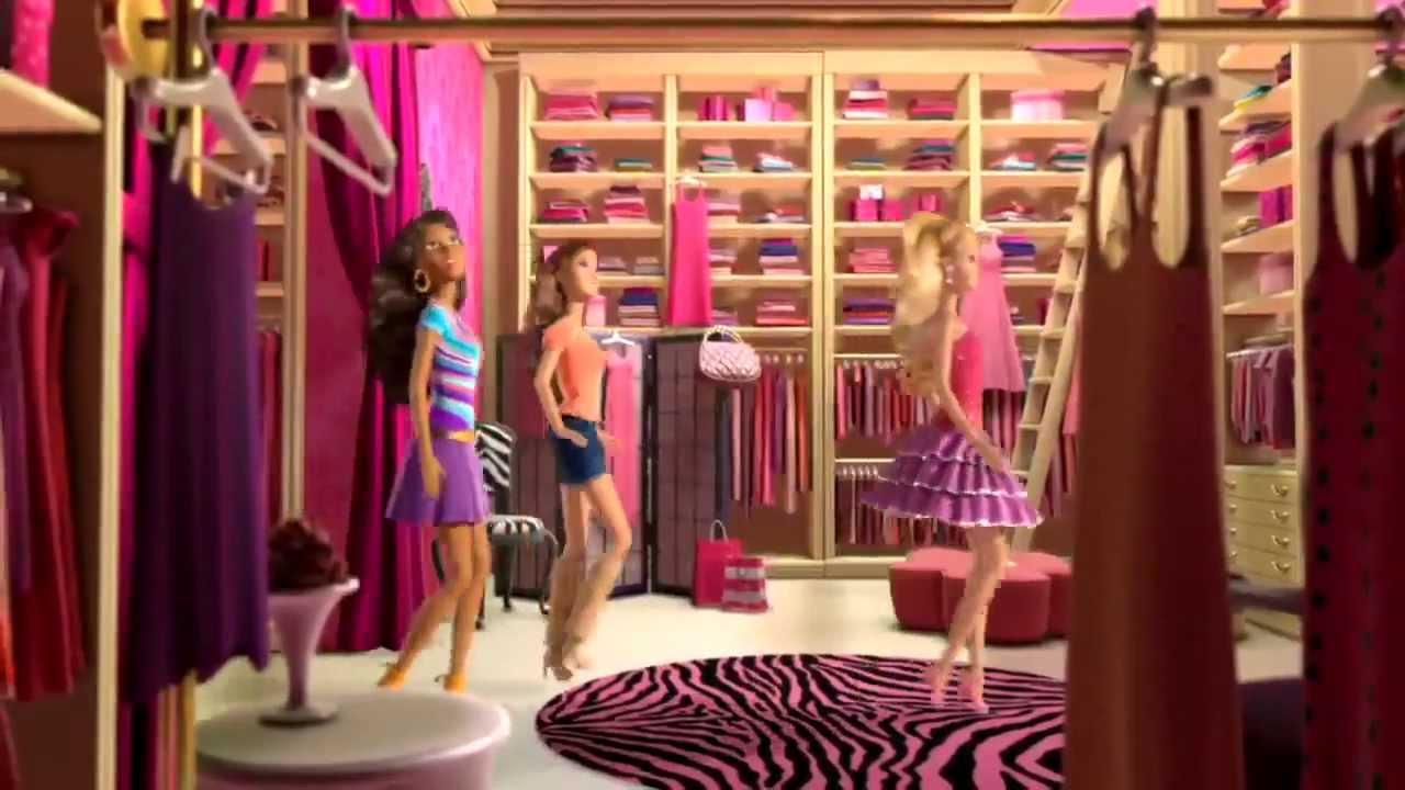 Barbie Life In The Dreamhouse Armario De Princesa : Barbie life in the dreamhouse princesa do arm?rio ep