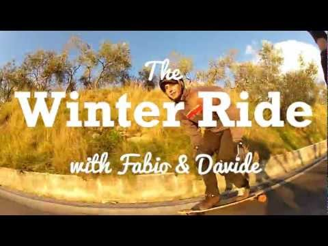 Longboarding | The Winter Ride