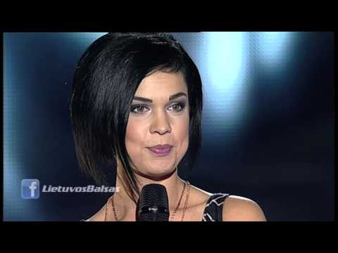 Samanta Tina - I Wanna Dance With Somebody (LB#3 AKLOSIOS PERKLAUSOS)