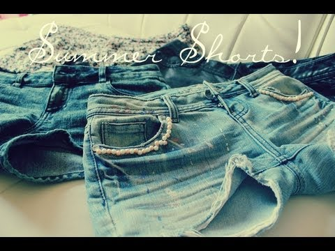 Shorts de verano! Outfits 