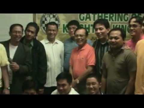 Isulong Mo - GM Eugene Torre @ GOKAK Inc Launching Ceremony 2011